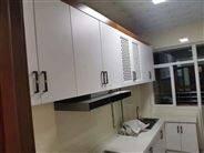 潍坊石英石厨房台面整体厨房