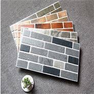 外墻瓷磚300*600別墅抗凍文化石墻面磚