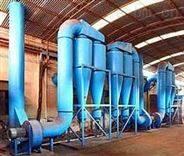 工業鍋爐多管旋風除塵器